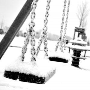 Winterschaukel