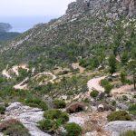 Wanderung La Trappa - über Serpentinenwege zurück