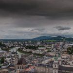 Salzburg - Blick von der Festung