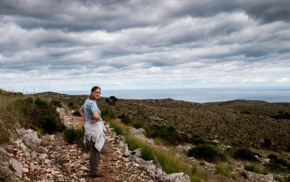 Wanderung im Wanderung im Parc natural de la península de LlevantParc natural de la península de Llevant