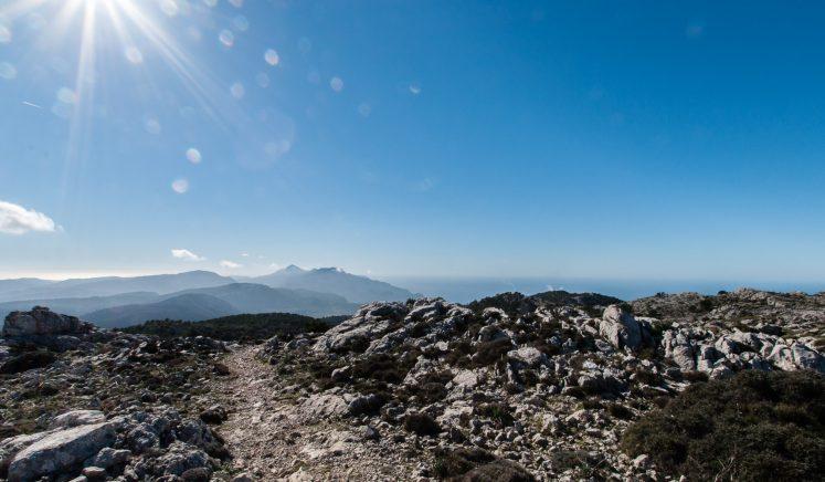 Wanderung in den Bergen von Valdemossa