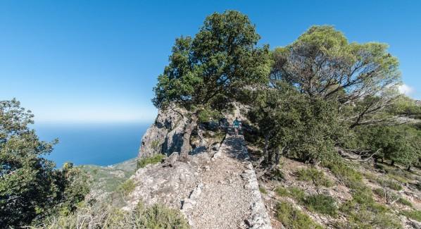 Puig Caragolí - Wanderung in den Bergen von Valdemossa