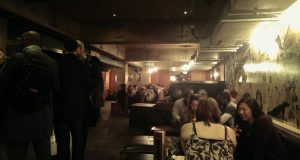 Der Verge Bar in Brick Lane